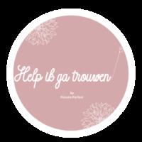 Logo Help ik ga trouwen